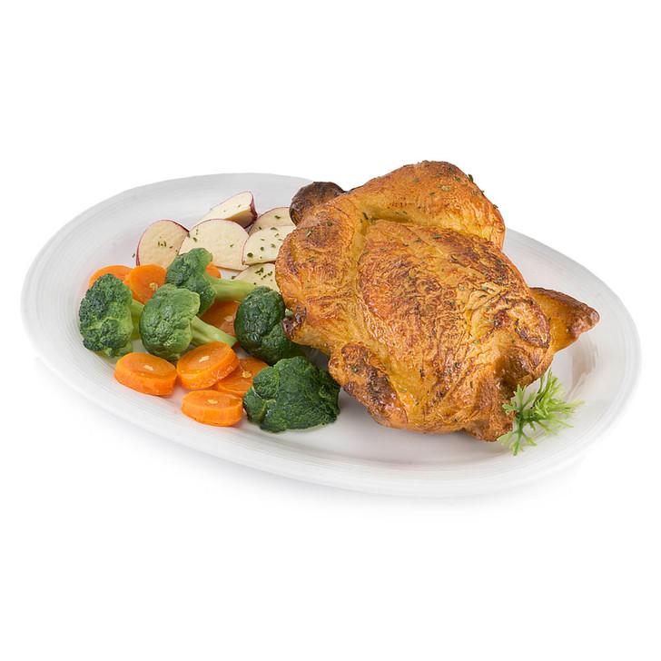 Herb Chicken Dinner