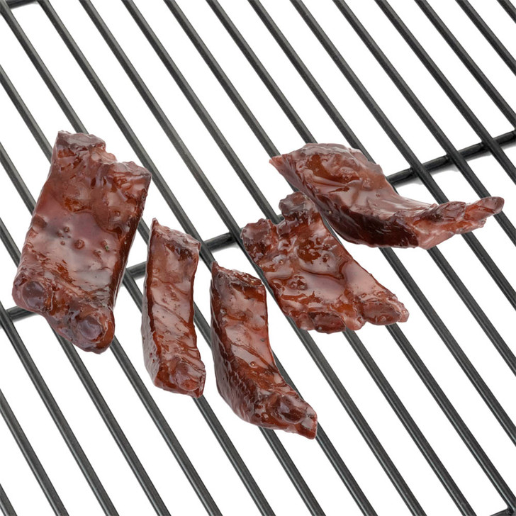 Individual Bbq Sauced Ribs (Set of 5)