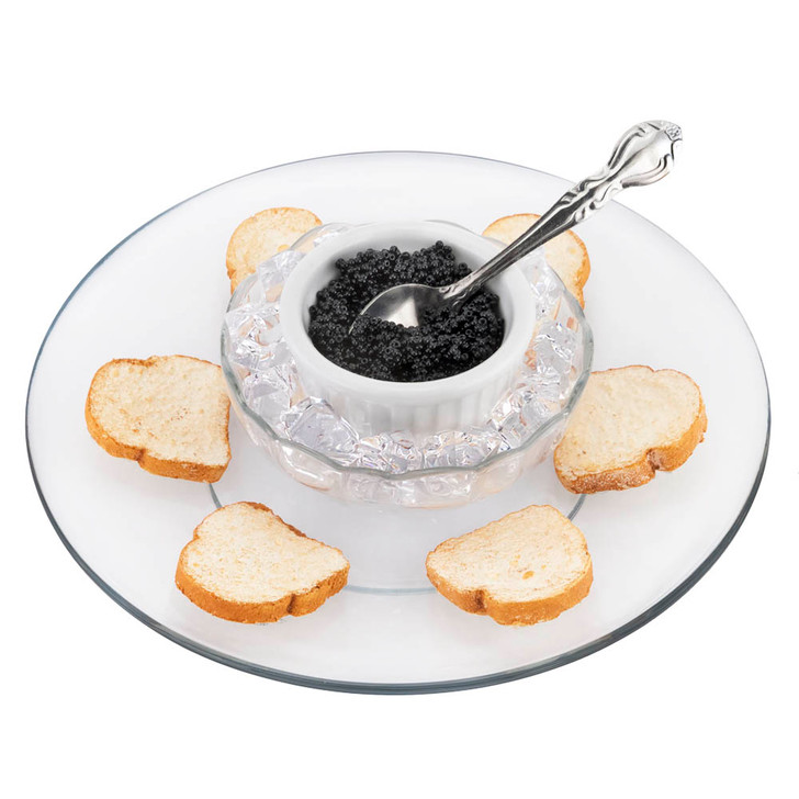 Caviar - Plated