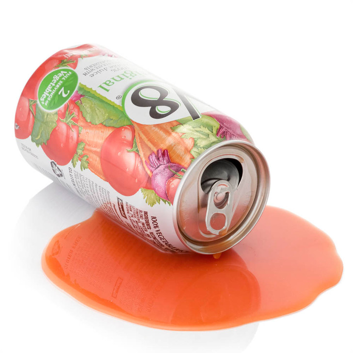 Juice Can - Spilled