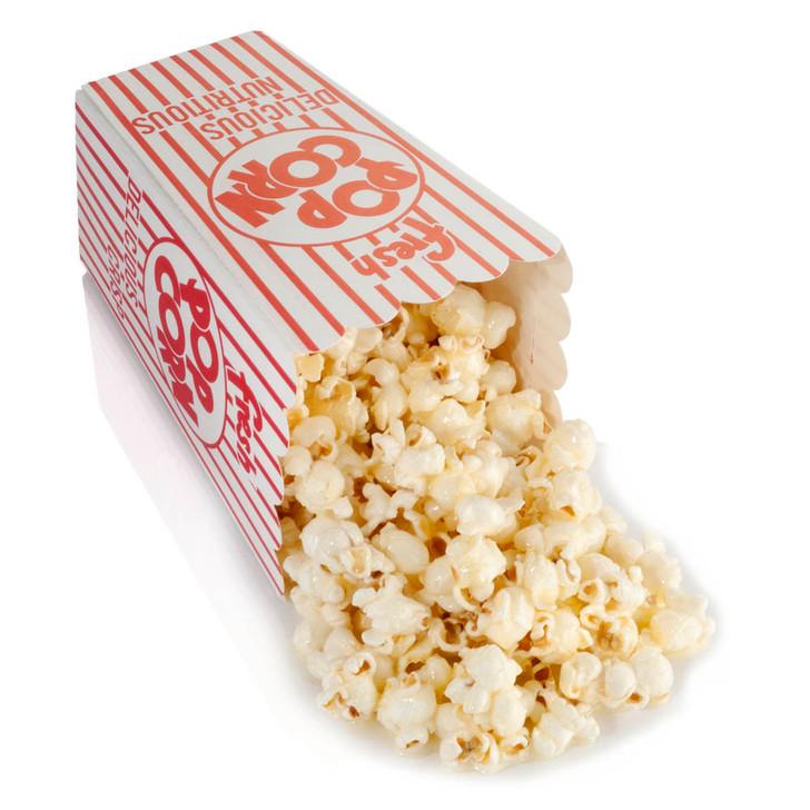 Spilled Popcorn Fake Food