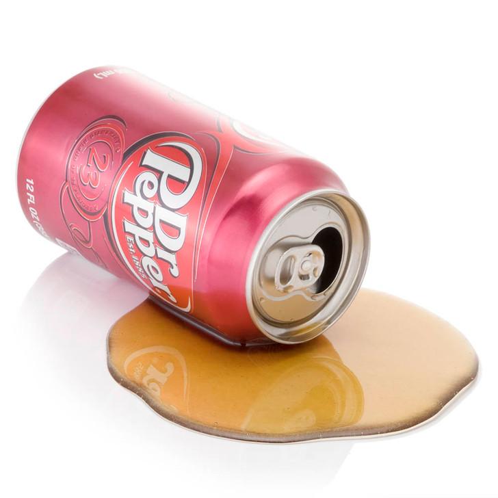 Dr Pepper Spill