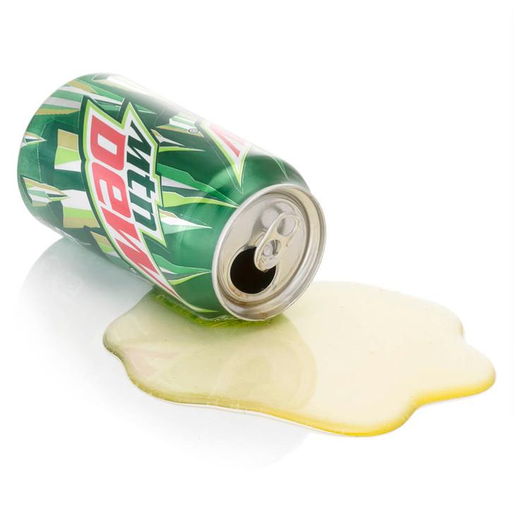 Mt Dew Spill