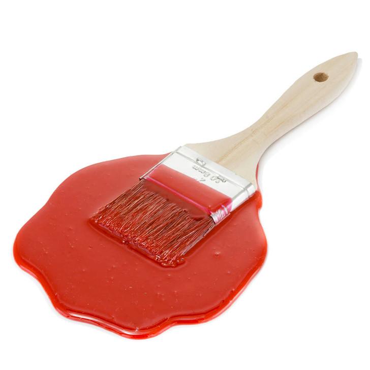 Red Brush Spill