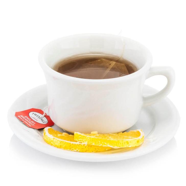 Hot Tea In Fine China