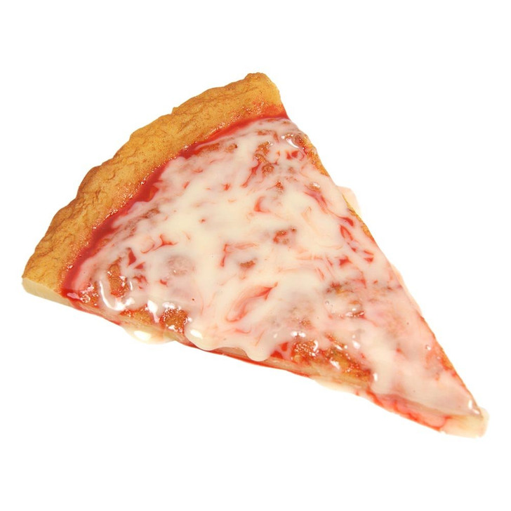 Deluxe Cheese Pizza Slice