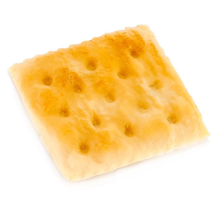 Square Saltine Cracker - One Piece