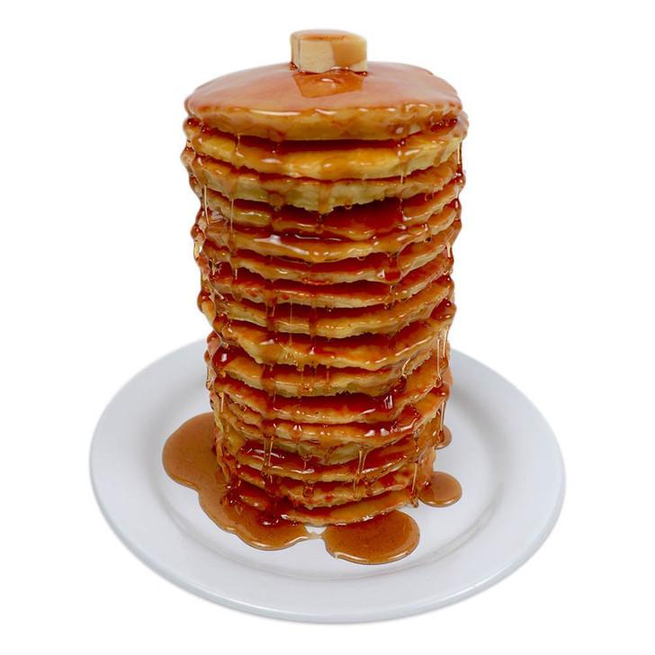 Jumbo Crazy Pancake Stack