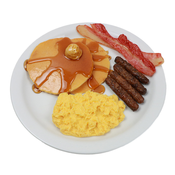 "Breakfast Plate  Aka ""the Lumberjack"""