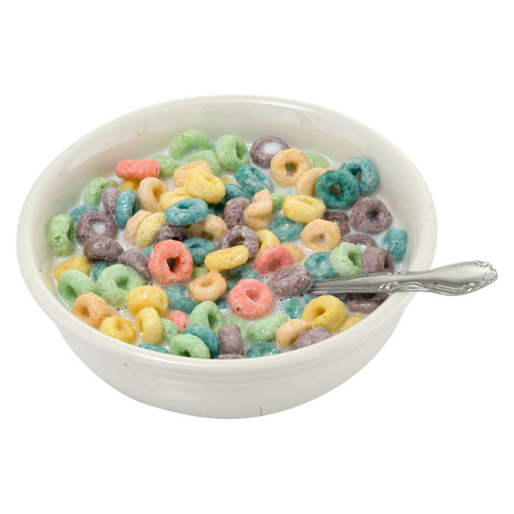 Cereal - Bowl Of Fruity O's