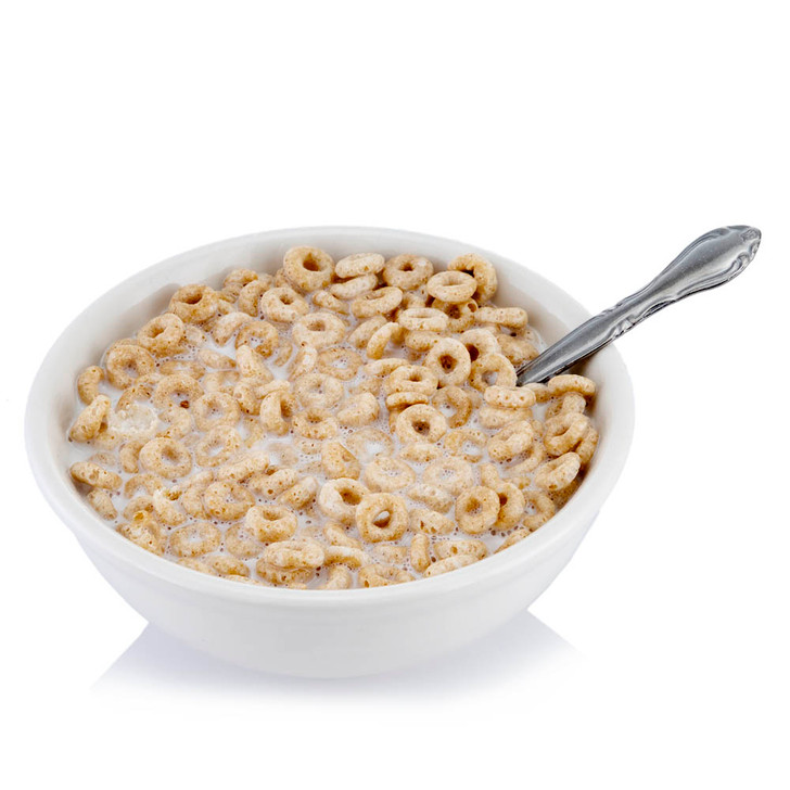 Cereal - Bowl Of O's