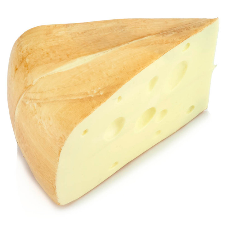 Large Swiss Cheese Wedge