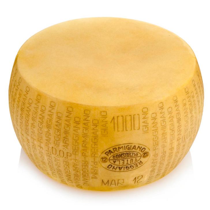 Parmesan Cheese Wheel Fake Food