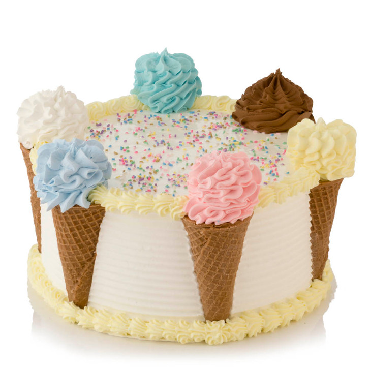 Cake - Ice Cream Cone