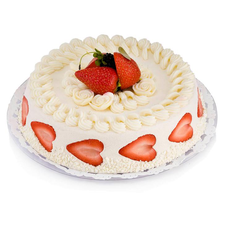 Deluxe Strawberry Cake