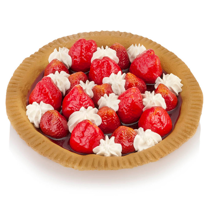 Pie - Strawberry Cream