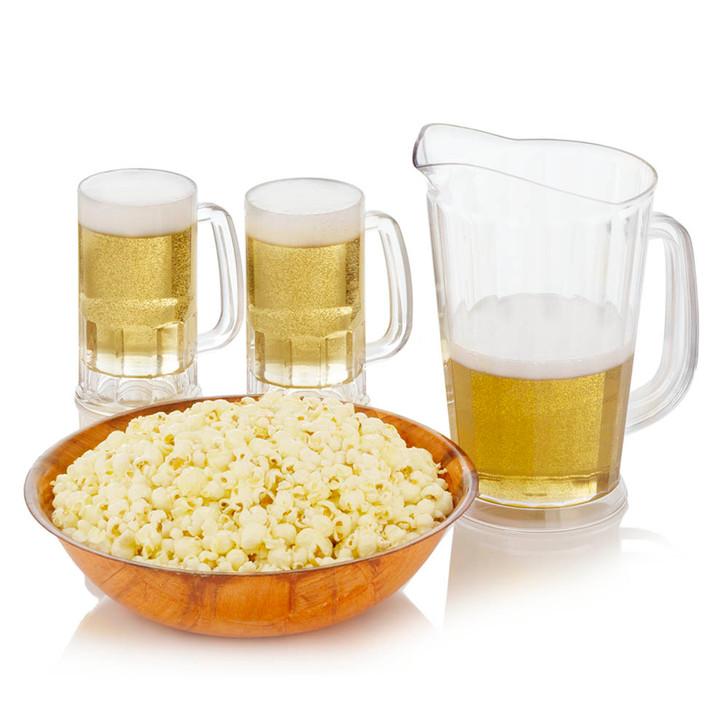 Beer And Popcorn Assortment