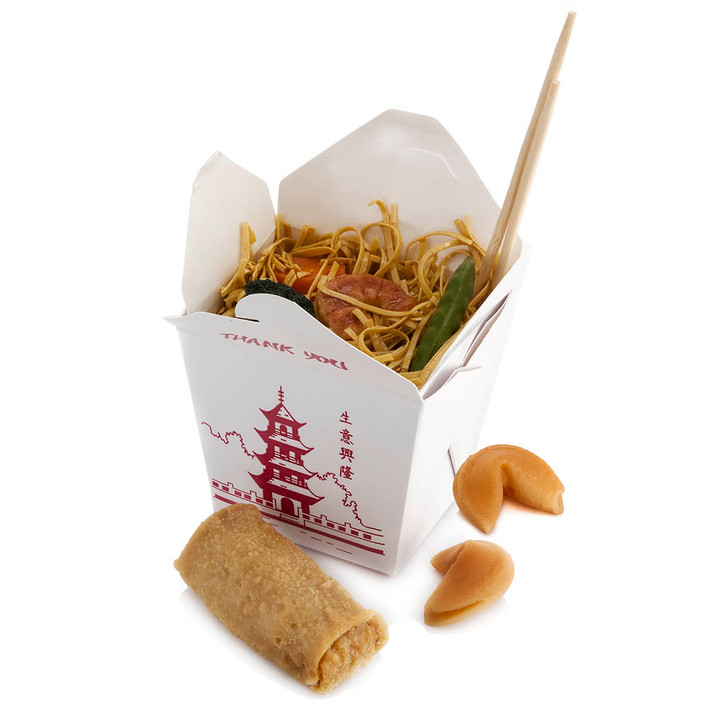 Chinese Food Assortment