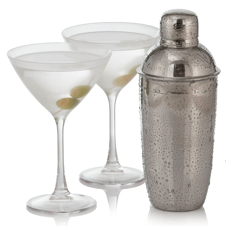 Martini Set Frosted