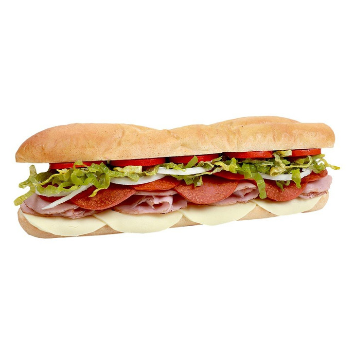 Deluxe Italian Meats Sub
