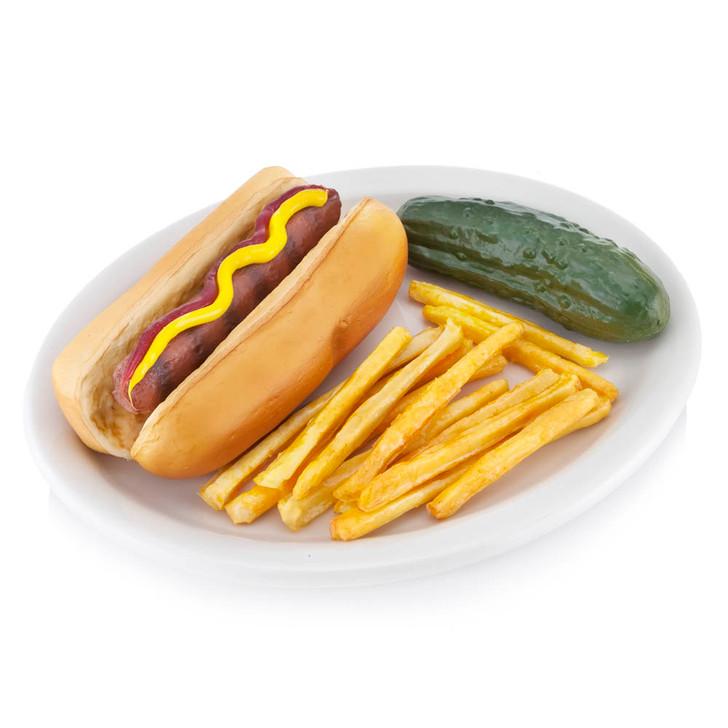 Hot Dog - Plate