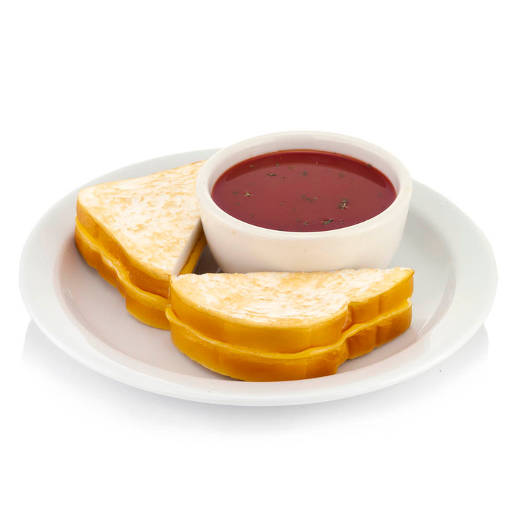 Tomato Soup & Grilled Cheese Plate