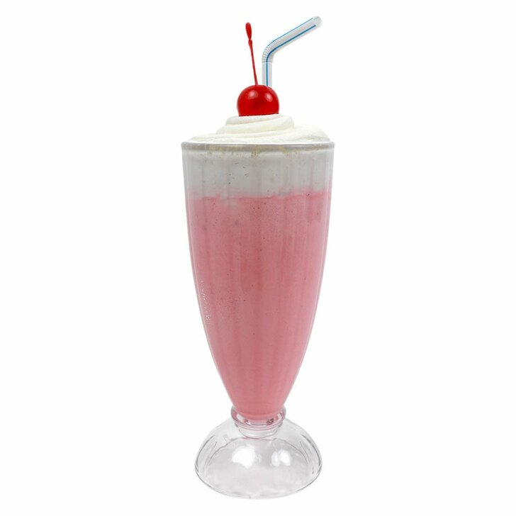 Acrylic Strawberry Shake