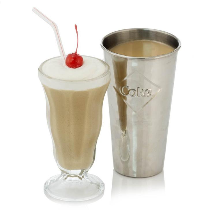 Chocolate Malt Shake Set