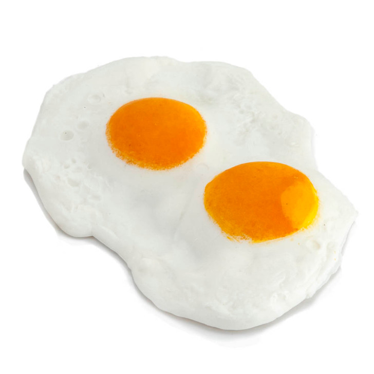 Double Fried Eggs