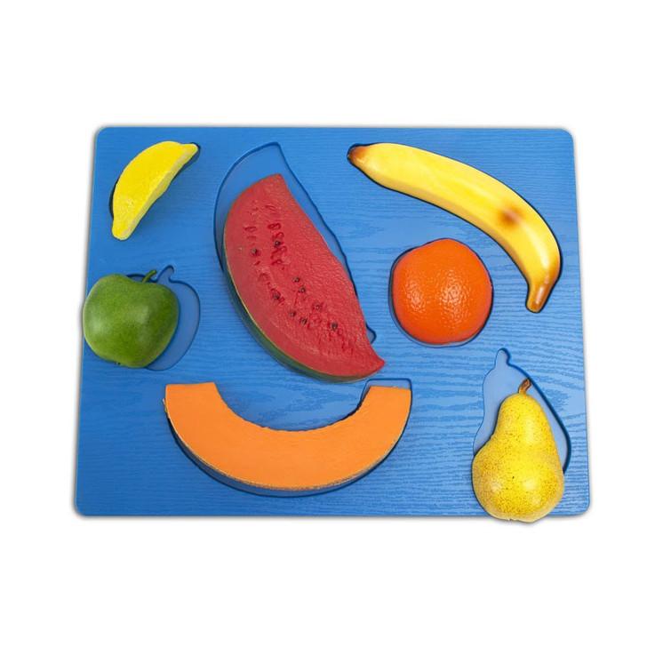 3D FRUITS PUZZLE