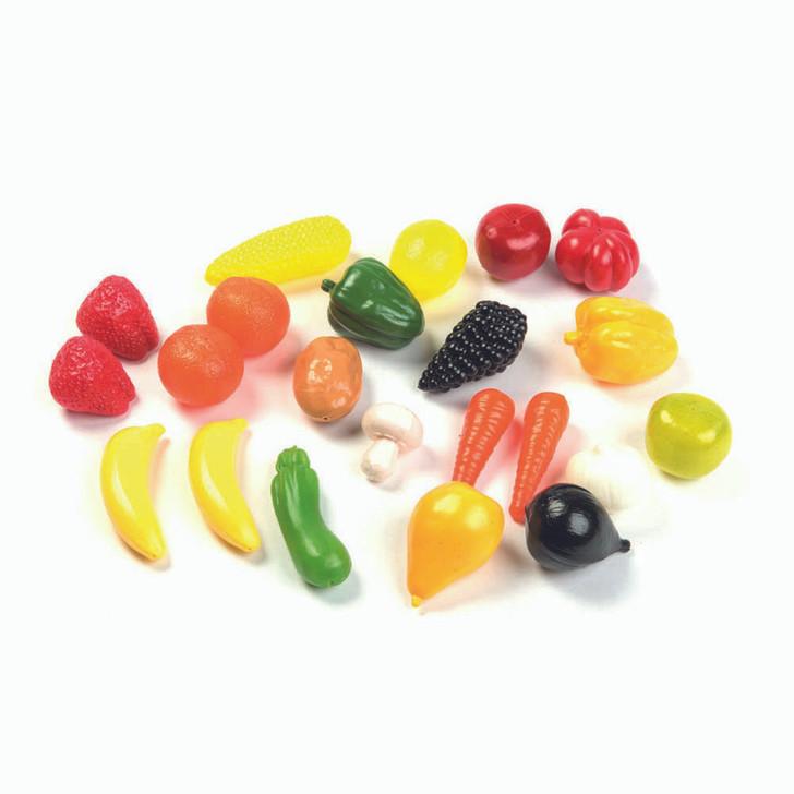BAG SMALL FRUITS & VEGETABLES ASST. 22 PCS