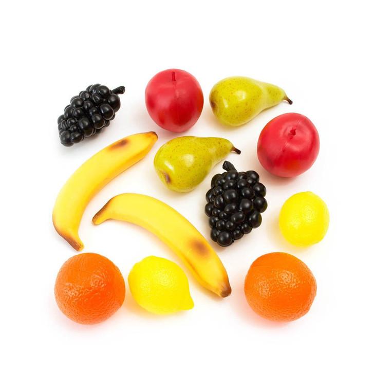 BAG 12 LIFE SIZE FRUITS ASST. B