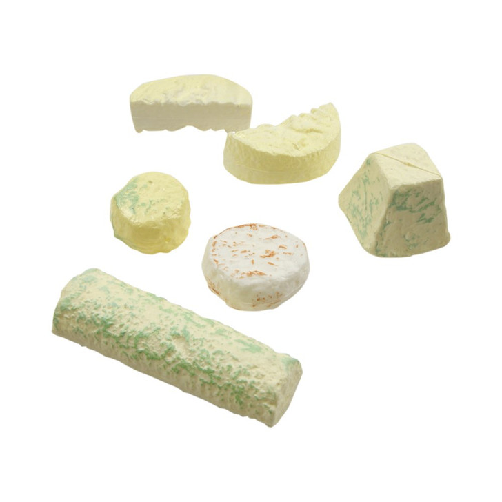 French Cheese Assortment (6 Piece Set)