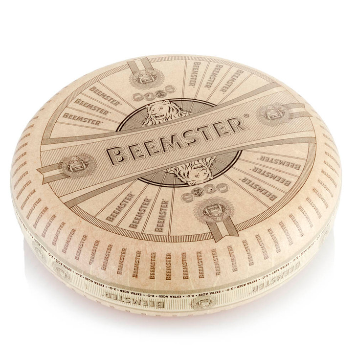 Large Beemster Cheese Wheel