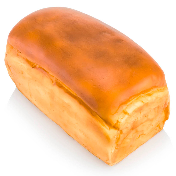 Fake White Bread Loaf.