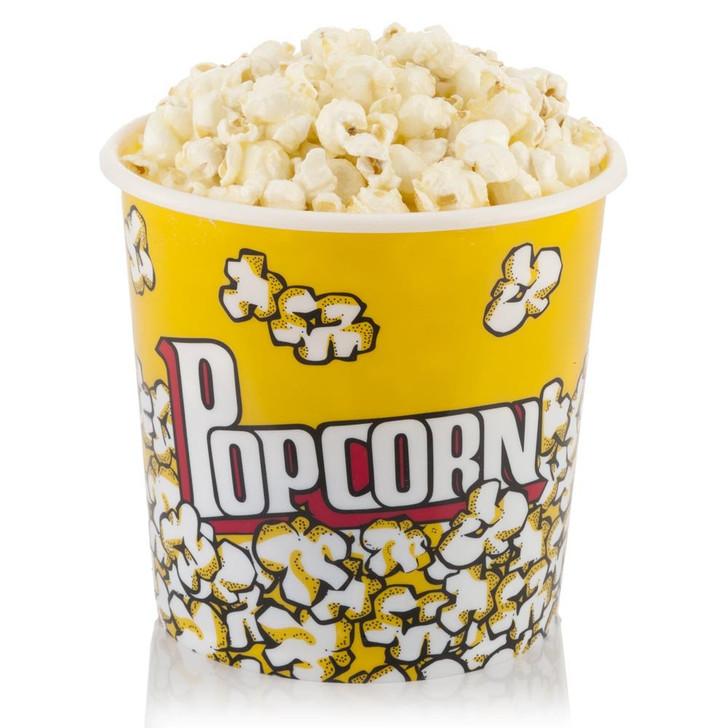 Fake mini bucket of popcorn