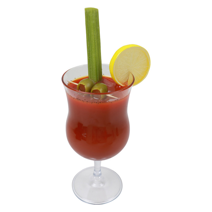 Bloody Mary in Acrylic Glass