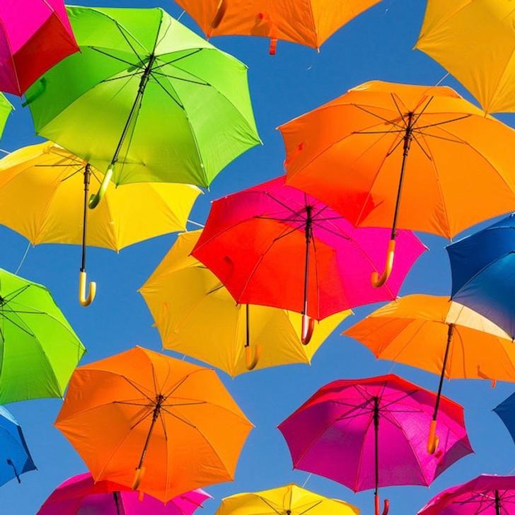 Giftbrella© -  Mini Umbrella