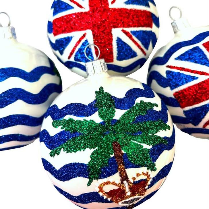 British Indian Ocean Territory Flag Ornament