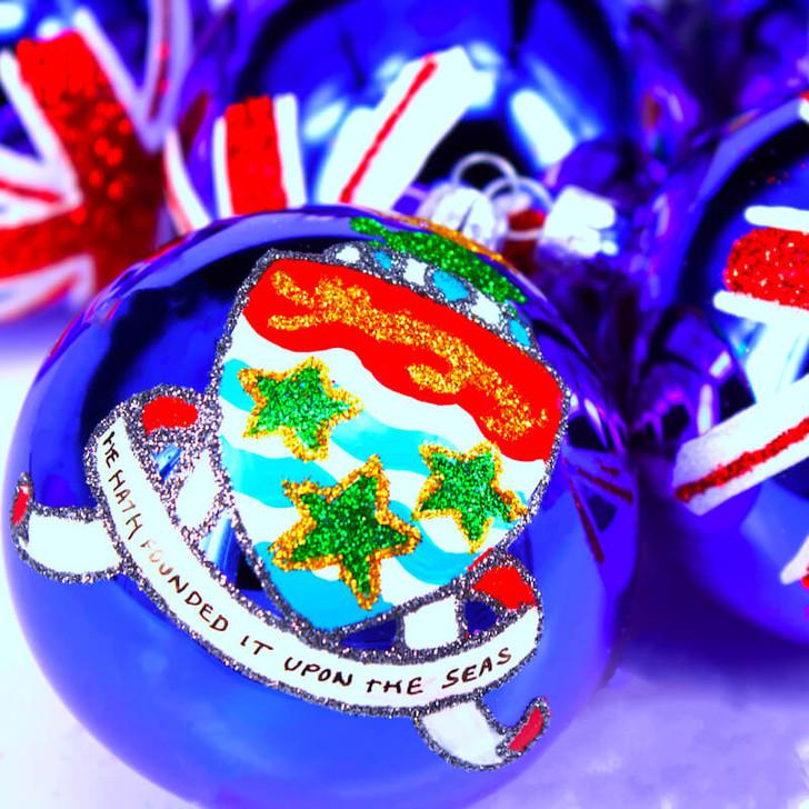 Cayman Islands Flag Ornament