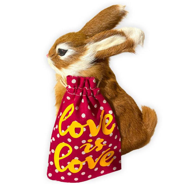 Honey Bunny Love is Love Pride Edition