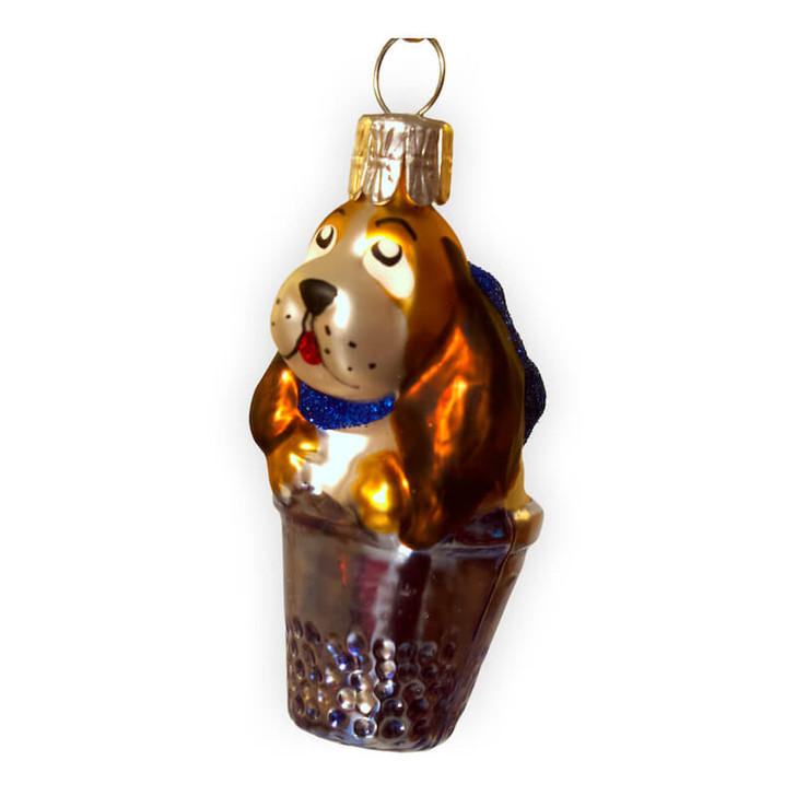 Doggie in a thimble Blue Ribbon