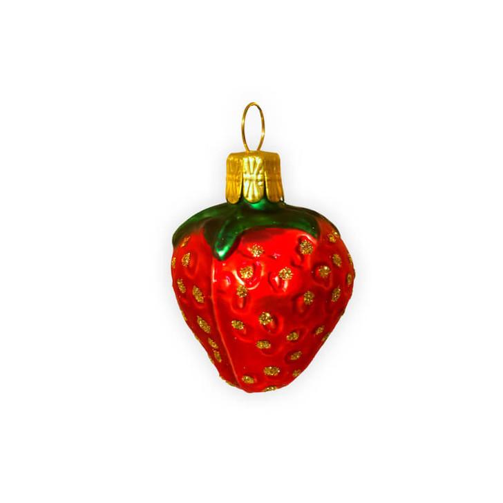 Strawberry Mini Ornament