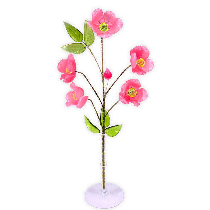 Crystal Flowers - Exclusive to Bullarum Store