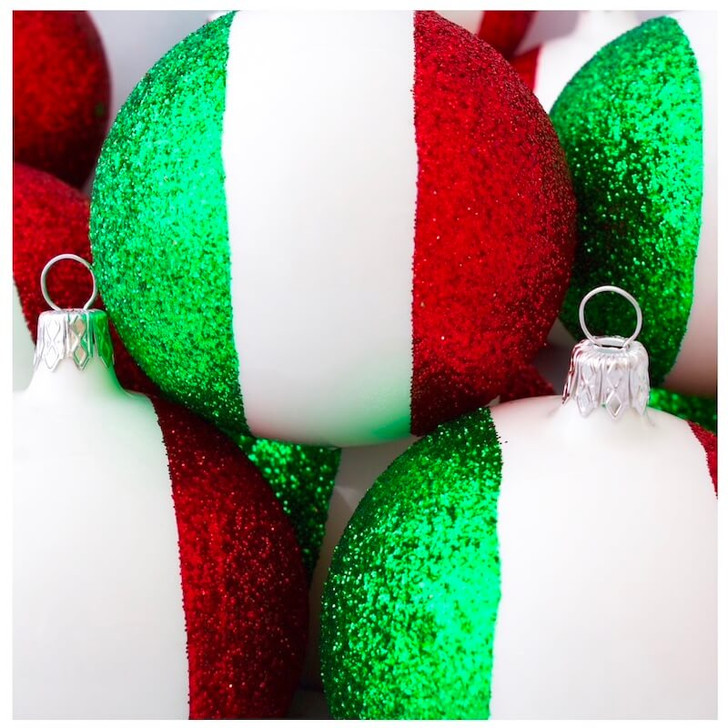 Italy Flag Ornament Bullarum