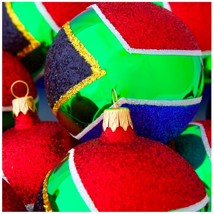 South Africa Flag Ornament Bullarum