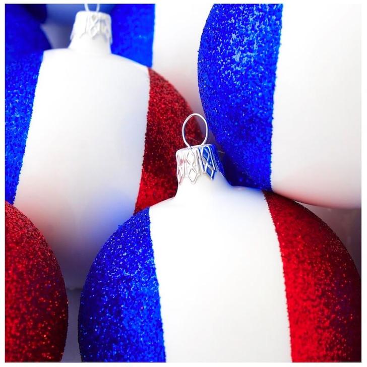 France Flag Ornament Bullarum