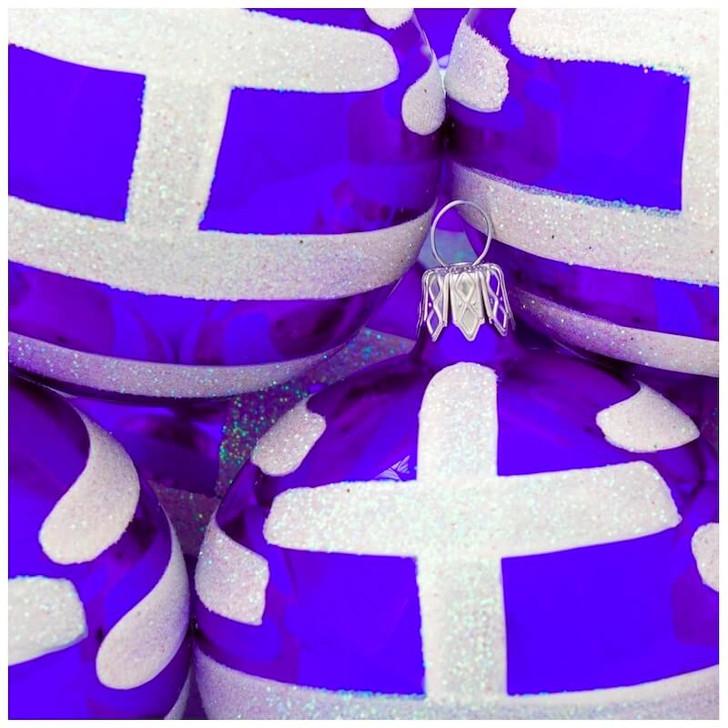 Greece Flag Ornament Bullarum