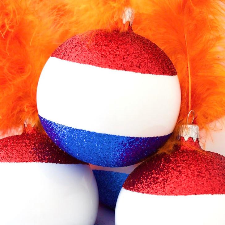 Netherlands Holland Flag Ornament Bullarum