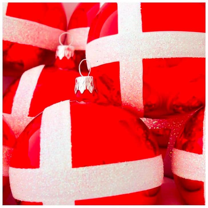Denmark Flag Ornament Bullarum